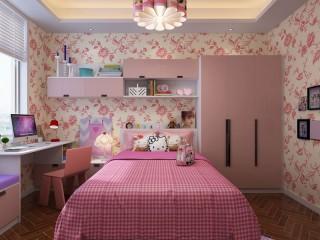 儿童房装修如何选择壁纸?