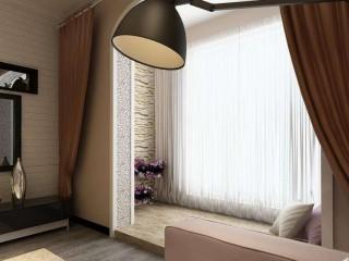 阳台窗帘选购技巧有哪些,让你的窗台不一样